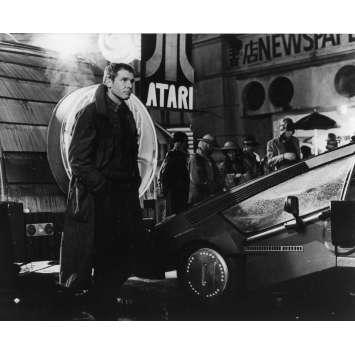 BLADE RUNNER Photo de presse N07 - 20x25 cm. - 1982 - Harrison Ford, Ridley Scott
