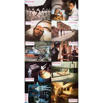 REACTIONS EN CHAINE Photos de film x10 - 21x30 cm. - 1980 - Steve Bisley, Ian Barry