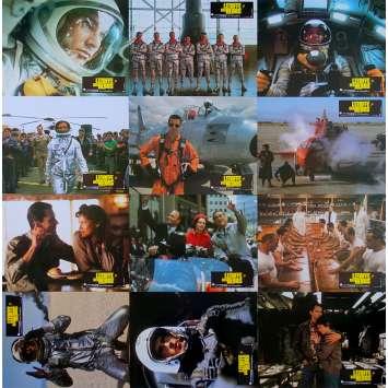 L'ETOFFE DES HEROS Photos de film x12 - 21x30 cm. - 1983 - Sam Sheppard, Philip Kaufman