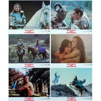 LE CHOIX DES SEIGNEURS Photos de film x6 - 20x25 cm. - 1983 - Zeudi Araya Cristaldi, Giacomo Battiato