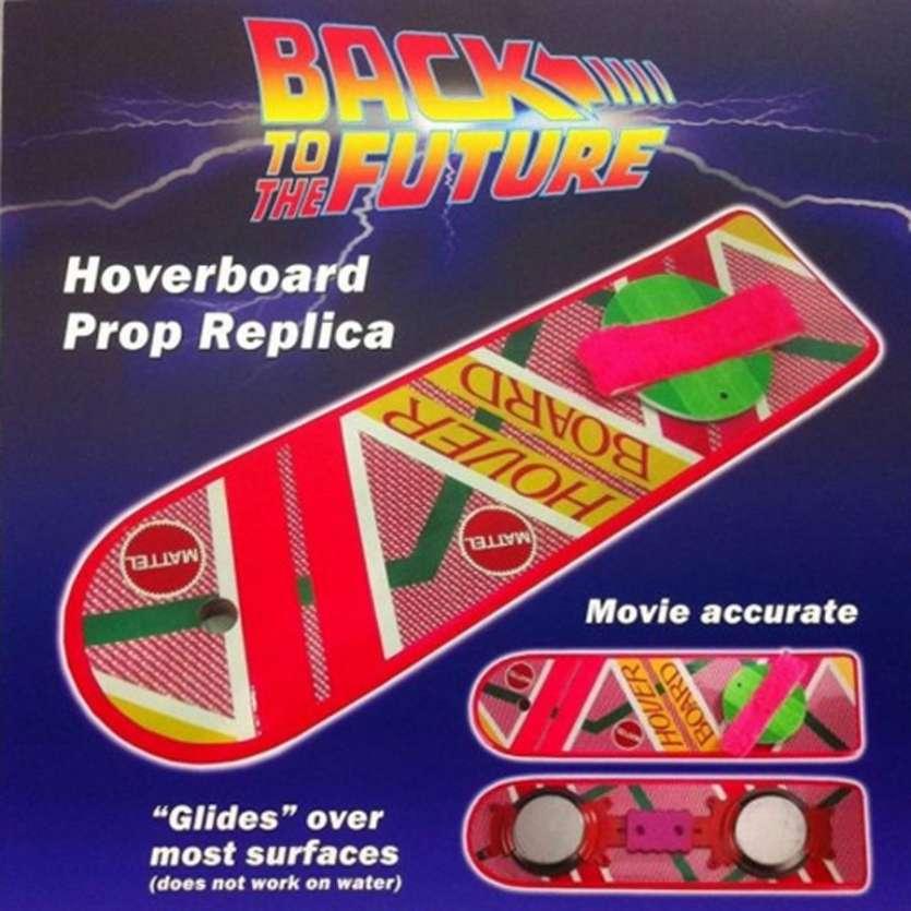 RETOUR VERS LE FUTUR 2 Réplique Officielle de l'Hoverboard !
