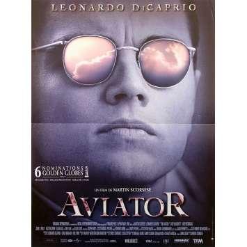 AVIATOR Affiche de film - 40x60 cm. - 2004 - Leonardo DiCaprio, Martin Scorsese