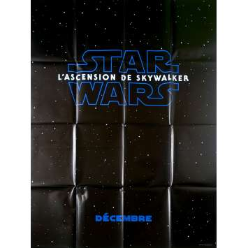 STAR WARS - L'ASCENSION DE SKYWALKER 9 VIII Affiche de film - 120x160 cm. - 2019 - Daisy Ridley, J.J. Abrams