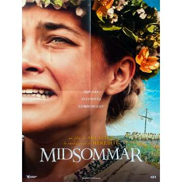 MIDSOMMAR Original Movie Poster - 15x21 in. - 2019 - Ari Aster, Florence Pugh