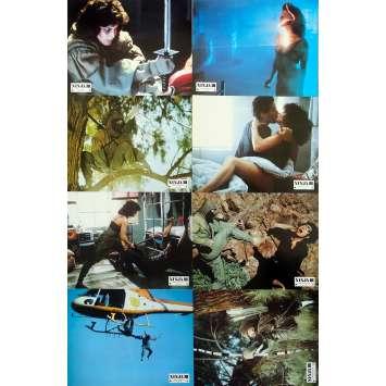 NINJA III Photos de film x8 - 21x30 cm. - 1984 - Shô Kosugi, Sam Firstenberg