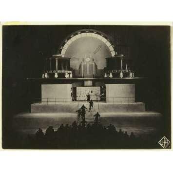 METROPOLIS Photo de presse N02 - 17x23 cm. - 1927 - Brigitte Helm, Fritz Lang
