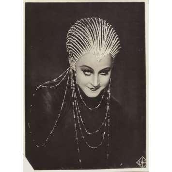 METROPOLIS Photo de presse N01 - 17x23 cm. - 1927 - Brigitte Helm, Fritz Lang