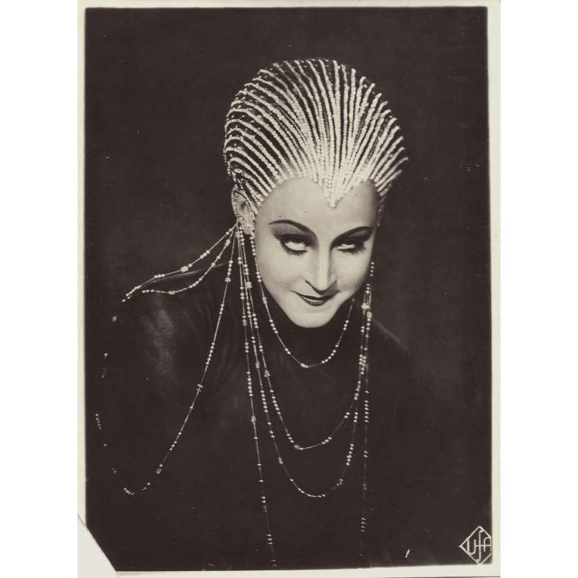 METROPOLIS Original Movie Still N01 - 6,7x9 in. - 1927 - Fritz Lang, Brigitte Helm