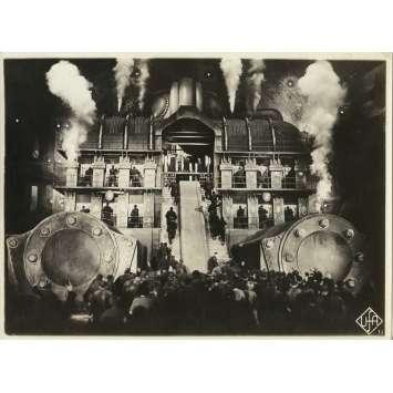 METROPOLIS Photo de presse N04 - 17x23 cm. - 1927 - Brigitte Helm, Fritz Lang