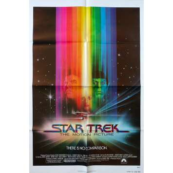 STAR TREK Affiche de film - 69x104 cm. - 1979 - William Shatner, Robert Wise