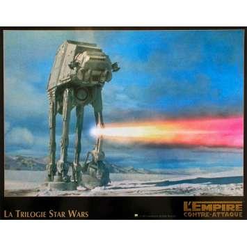 STAR WARS TRILOGIE Photo de film N03 - 24x30 cm. - 1997 - Harrison Ford, Carrie Fisher, George Lucas