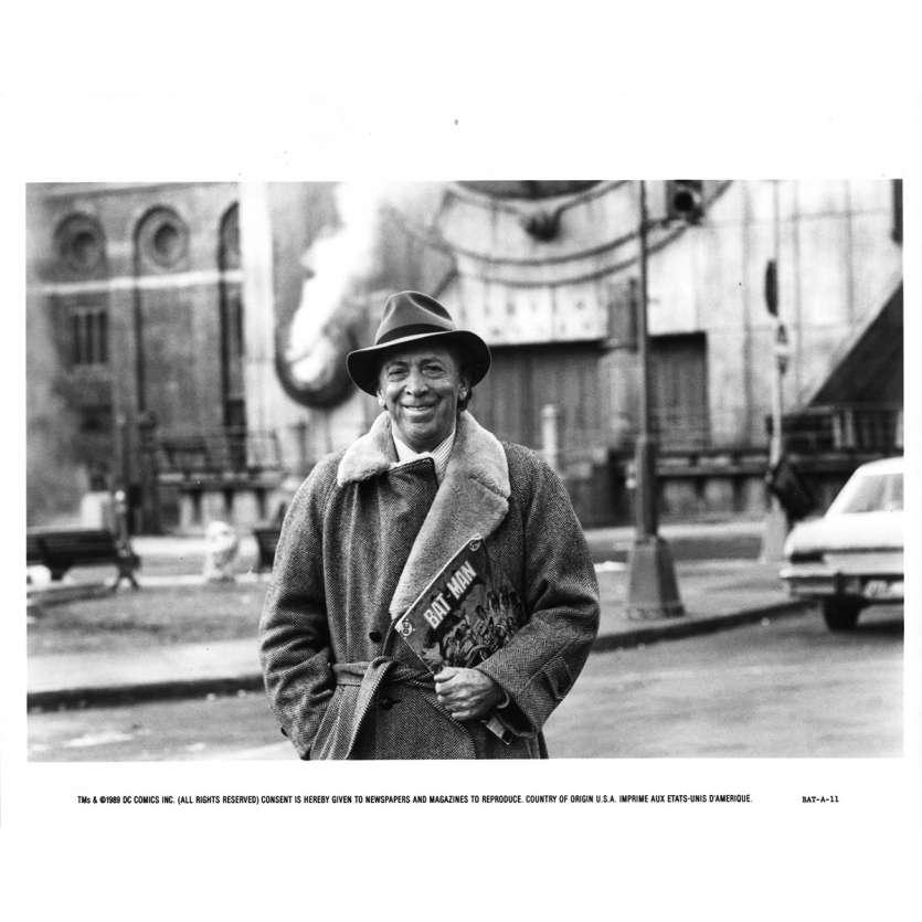 BATMAN Photo de presse N16 - 20x25 cm. - 1989 - Jack Nicholson, Tim Burton