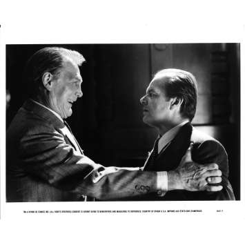 BATMAN Photo de presse N12 - 20x25 cm. - 1989 - Jack Nicholson, Tim Burton