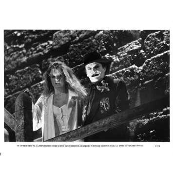 BATMAN Photo de presse N10 - 20x25 cm. - 1989 - Jack Nicholson, Tim Burton