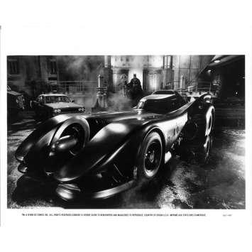 BATMAN Photo de presse N02 - 20x25 cm. - 1989 - Jack Nicholson, Tim Burton