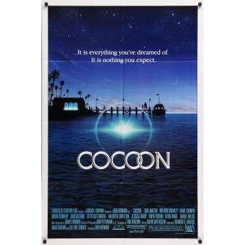 COCOON Affiche de film - 69x102 cm. - 1985 - Don Ameche, Ron Howard