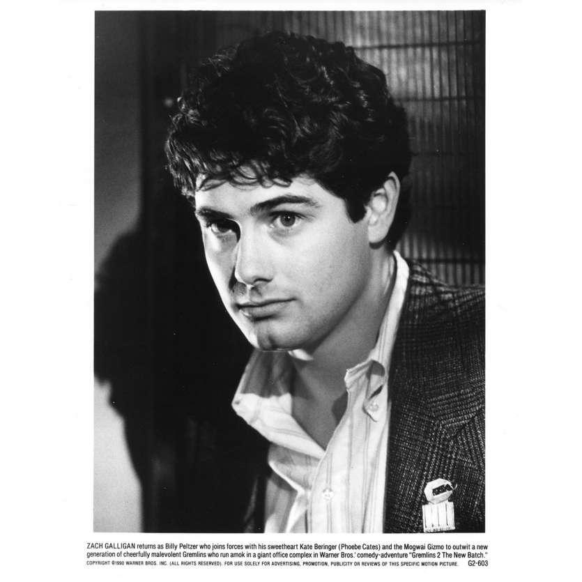 GREMLINS 2 Photo de presse N15 - 20x25 cm. - 1990 - Zach Galligan, Joe Dante