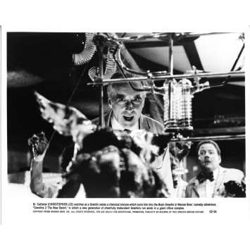GREMLINS 2 Photo de presse N10 - 20x25 cm. - 1990 - Zach Galligan, Joe Dante