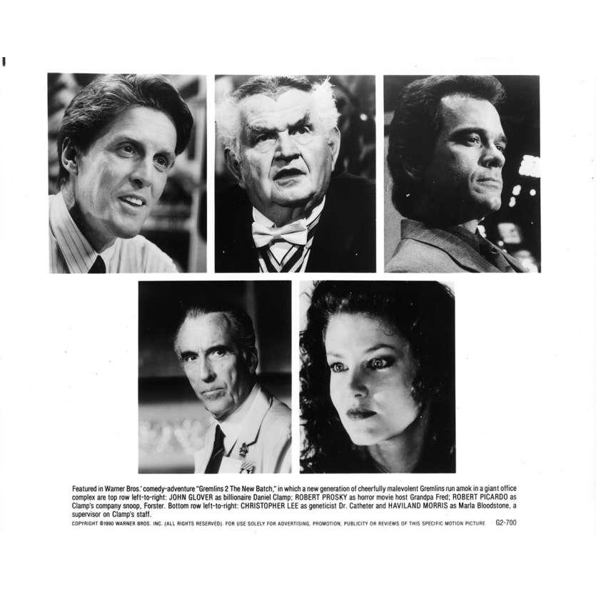 GREMLINS 2 Photo de presse N06 - 20x25 cm. - 1990 - Zach Galligan, Joe Dante