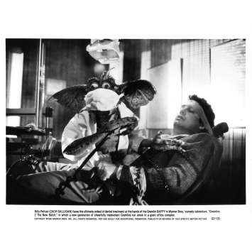 GREMLINS 2 Photo de presse N04 - 20x25 cm. - 1990 - Zach Galligan, Joe Dante
