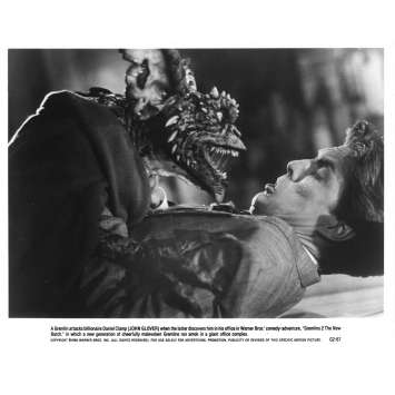 GREMLINS 2 Photo de presse N03 - 20x25 cm. - 1990 - Zach Galligan, Joe Dante
