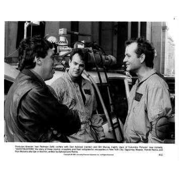 GHOSTBUSTERS Photo de presse N12 - 20x25 cm. - 1984 - Bill Murray, Dan Aykroyd, Ivan Reitman