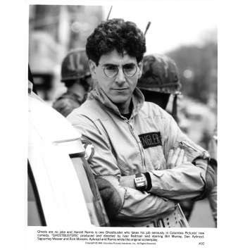 GHOSTBUSTERS Photo de presse N10 - 20x25 cm. - 1984 - Bill Murray, Dan Aykroyd, Ivan Reitman