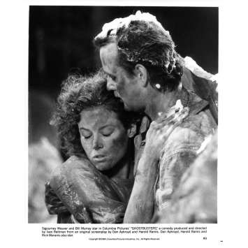 GHOSTBUSTERS Photo de presse N09 - 20x25 cm. - 1984 - Bill Murray, Dan Aykroyd, Ivan Reitman