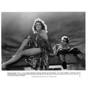 GHOSTBUSTERS Photo de presse N04 - 20x25 cm. - 1984 - Bill Murray, Dan Aykroyd, Ivan Reitman