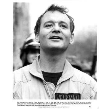 GHOSTBUSTERS Photo de presse N02 - 20x25 cm. - 1984 - Bill Murray, Dan Aykroyd, Ivan Reitman