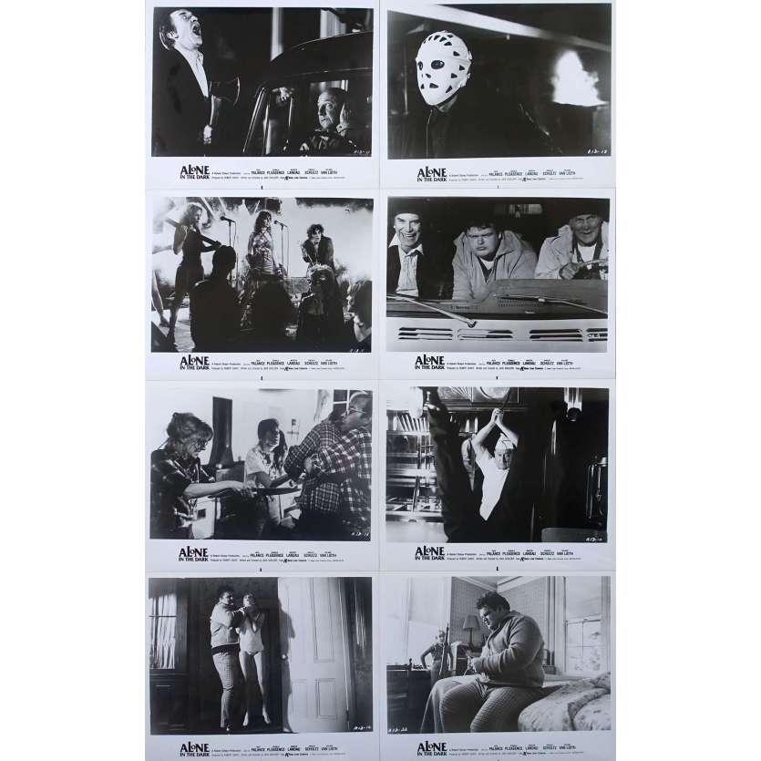ALONE IN THE DARK 8 8x10 stills '82 Jack Palance, Donald Pleasence, Martin Landau, wild!