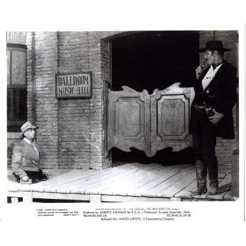 LE BON LA BRUTE ET LE TRUAND Photo de presse GUB-UN2 - 20x25 cm. - 1966 - Clint Eastwood, Sergio Leone
