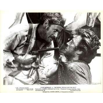 LE BON LA BRUTE ET LE TRUAND Photo de presse GUB-20 - 20x25 cm. - 1966 - Clint Eastwood, Sergio Leone