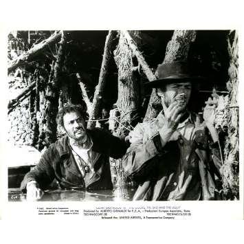 LE BON LA BRUTE ET LE TRUAND Photo de presse GUB-18 - 20x25 cm. - 1966 - Clint Eastwood, Sergio Leone