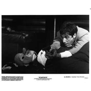 SCARFACE Photo de presse 2154-3 - 20x25 cm. - 1983 - Al Pacino, Brian de Palma