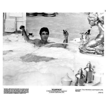 SCARFACE Photo de presse 2154-10 - 20x25 cm. - 1983 - Al Pacino, Brian de Palma