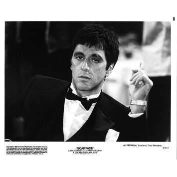 SCARFACE Photo de presse 2154-1 - 20x25 cm. - 1983 - Al Pacino, Brian de Palma