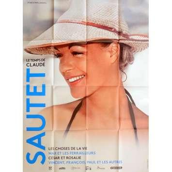 ROMY SCHNEIDER French Movie Poster 47x63 - R2015 - ,