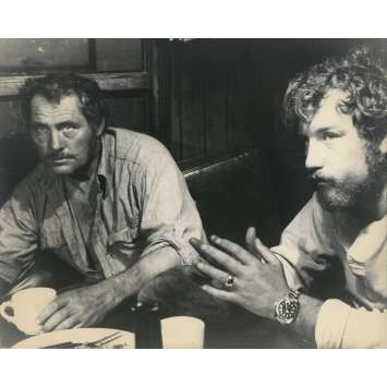 LES DENTS DE LA MER Photo de presse N04 - 20x25 cm. - 1975 - Roy Sheider, Steven Spielberg