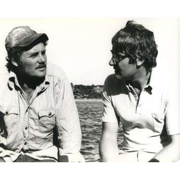 JAWS Original Movie Still N02 - 8x10 in. - 1975 - Steven Spielberg, Roy Sheider