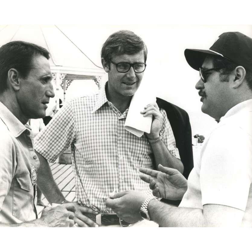 JAWS Original Movie Still N01 - 8x10 in. - 1975 - Steven Spielberg, Roy Sheider