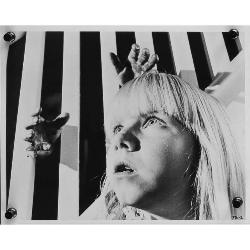 CHROMOSOME 3 Photo de presse N02 - 20x25 cm. - 1979 - Samantha Eggar, David Cronenberg