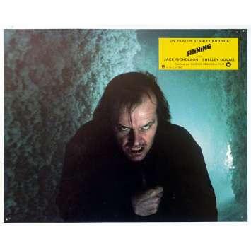 SHINING Photo de film N05 - 21x30 cm. - 1980 - Jack Nicholson, Stanley Kubrick