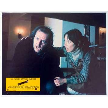SHINING Photo de film N04 - 21x30 cm. - 1980 - Jack Nicholson, Stanley Kubrick