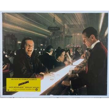 SHINING Photo de film N02 - 21x30 cm. - 1980 - Jack Nicholson, Stanley Kubrick