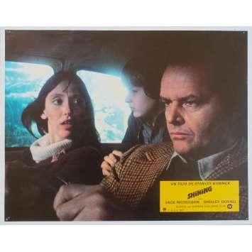 SHINING Photo de film N01 - 21x30 cm. - 1980 - Jack Nicholson, Stanley Kubrick
