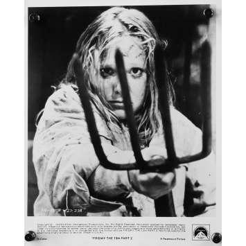 VENDREDI 13 - LE TUEUR DU VENDREDI Photo de presse N27 - 20x25 cm. - 1981 - Betsy Palmer, Steve Miner
