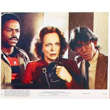 POLTERGEIST Original Lobby Card N8 - 8x10 in. - 1982 - Steven Spielberg, Heather o'rourke