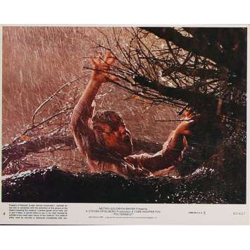 POLTERGEIST Photo de film N4 - 20x25 cm. - 1982 - Heather o'rourke, Steven Spielberg
