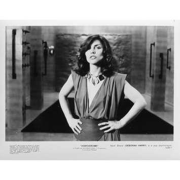 VIDEODROME Original Movie Still N07 - 8x10 in. - 1983 - David Cronenberg, James Woods